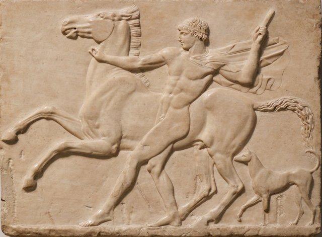 Cani e Caccia Antica Grecia